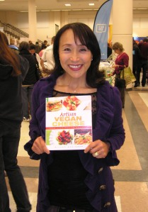Author and Chef Miyoko Schinner