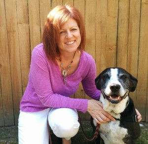 Canine Educator, Colleen Wells and Rosie